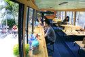 Quán cà phê trên xe buýt đặc biệt nhất Hà Nội