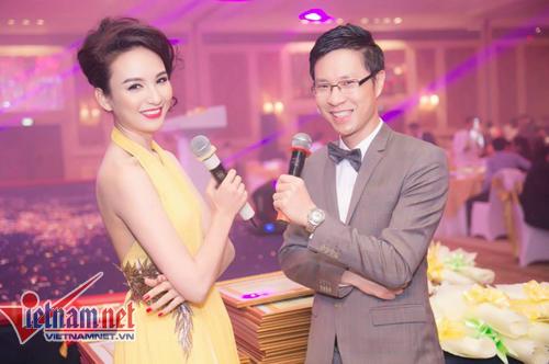 MC Anh Tuấn, BTV Lê Bình, MC Quốc Khánh, MC Nguyên Khang