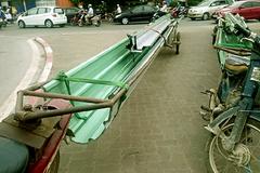 Hà Nội: Bắt 3 xe máy 'siêu trường' dài hơn cả… xe buýt