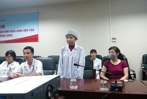 tế bào gốc, ung thư máu, đầu tiên, Viện Huyết học