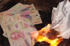 Game thủ Audition có nguy cơ thụ án hình sự vì thách đố đốt tiền thật