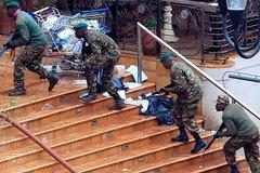 Clip cảnh tượng hãi hùng ở đại học Kenya