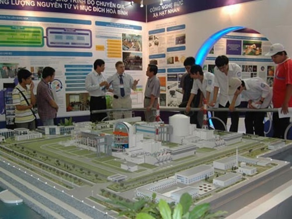 điện hạt nhân, Việt Nam, Ninh Thuận, nhà máy điện hạt nhân Ninh Thuận, khởi công
