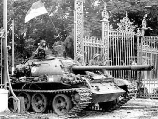 Đại thắng mùa xuân 1975 - ý chí thống nhất, hòa bình