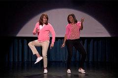 Xem Đệ nhất phu nhân Mỹ nhảy dẻo như vũ công
