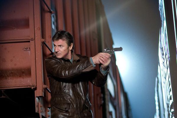 Tặng vé ra mắt phim mới của Liam Neeson