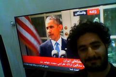 Dân Iran đua nhau chụp ảnh 'tự sướng' với Obama
