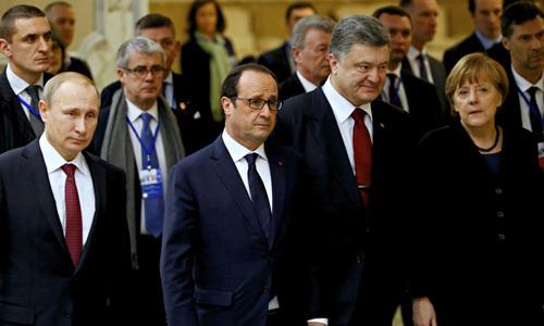 Một năm sau khủng hoảng: Nga, phương Tây còn cửa ngỏ - 1