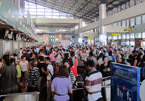 Sửa đường bay TSN: Không được để chậm, hủy chuyến