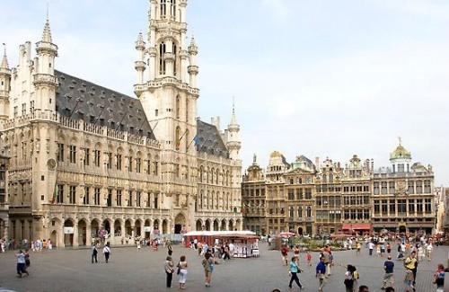 10 địa danh đẹp nổi tiếng ở Thủ đô nước Bỉ