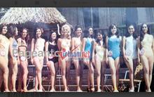 Sự thật bất ngờ chuyện người đẹp Việt đầu tiên đi thi quốc tế