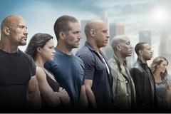 'Fast & Furious 7' thu 52 tỉ sau 5 ngày ra rạp Việt
