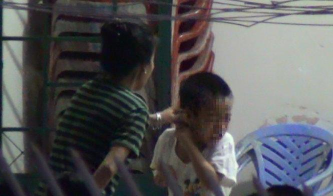 bạo hành, thủ đức, trung tâm bảo trợ, Tam Bình, trẻ nhiễm HIV