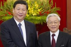 Nghị trình thăm Trung Quốc của Tổng bí thư