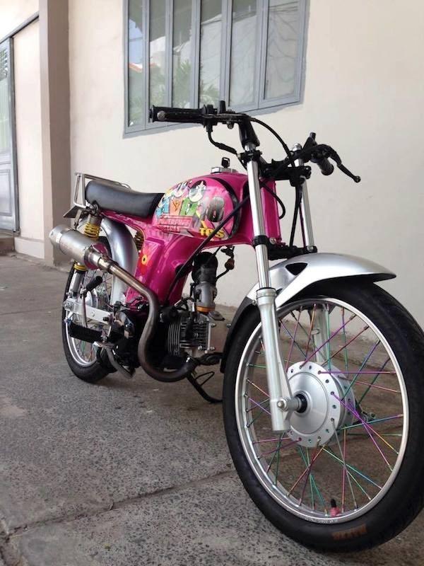"""Những chiếc Honda 67 độ siêu """"dị"""" ở Việt Nam"""