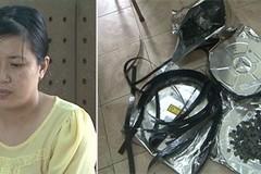 Nữ công nhân trộm linh kiện điện thoại giá 6 tỷ đồng