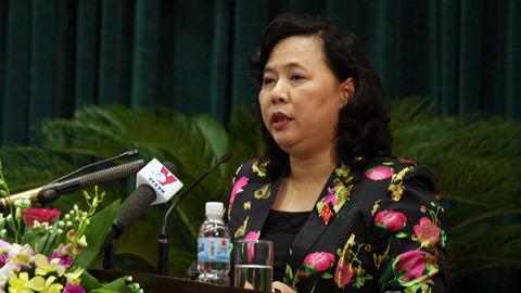 Hà Nội, Nguyễn Thị Bích Ngọc, nhân sự