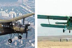 Triều Tiên đổi màu ngụy trang của máy bay AN-2