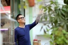 Nguyễn Hưng khoe 'biệt thự xanh' giữa lòng Sài Gòn