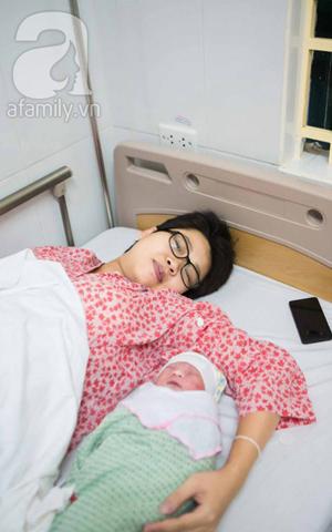 Đóng BHXH 6 tháng trở lên, sinh con được hưởng chế độ thai sản