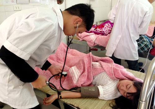 Hà Nội: 107 người nhập viện vì ngộ độc thực phẩm - 1