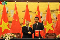 Việt - Trung cầu đồng tồn dị, kiểm soát bất đồng