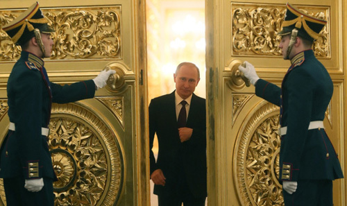 Putin 'rộng cửa' làm tổng thống nhiệm kỳ bốn?