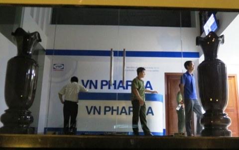 Cục Quản lý Dược, Bộ Y tế, TGĐ VN Pharma, bị bắt, Nguyễn Trí Nhật, Phan cẩm Loan