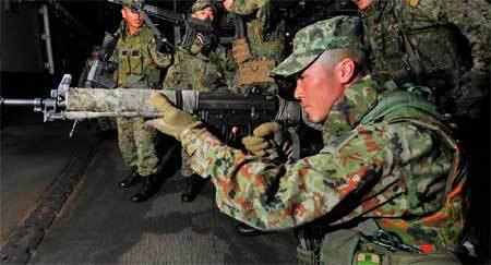 Nhật sẽ bảo vệ Mỹ trên toàn cầu