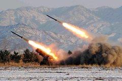 Triều Tiên phóng 2 tên lửa đất đối không