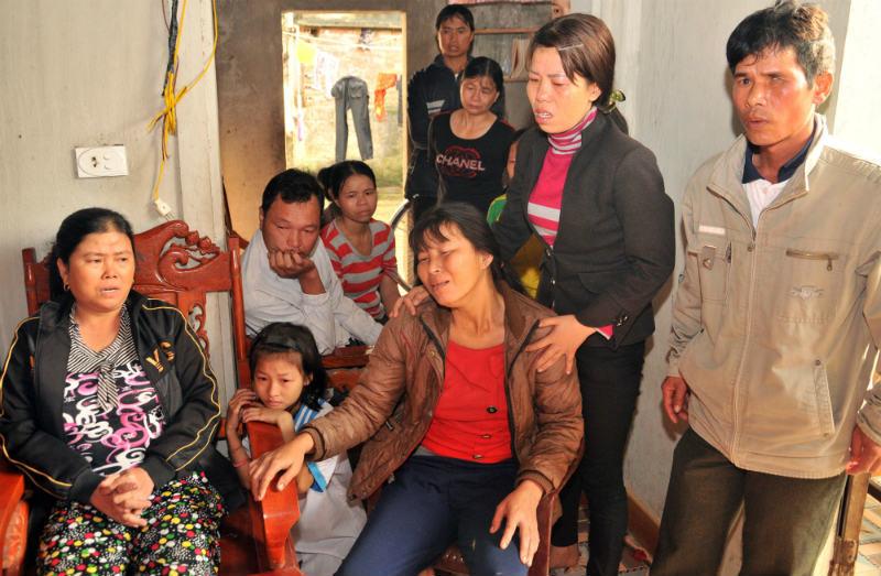Nhập viện; bé 3 tuổi; chết tức tưởi; Lộc Hà