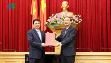 Bí thư Quảng Ninh giữ chức Phó Ban Tổ chức TƯ