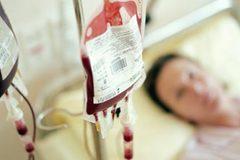 Dị ứng thực phẩm có thể lây nhiễm qua truyền máu