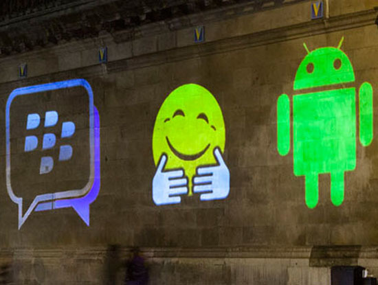 Facebook, BlackBerry giữ chân người dùng tốt nhất