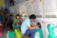 Dịch vụ cho thuê máy tự giặt quần áo ở Sài Gòn