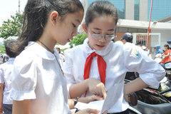 16/4: Hà Nội chốt phương án tuyển sinh vào lớp 6