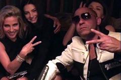 Con gái Paul Walker thân thiết với dàn sao 'Furious 7'