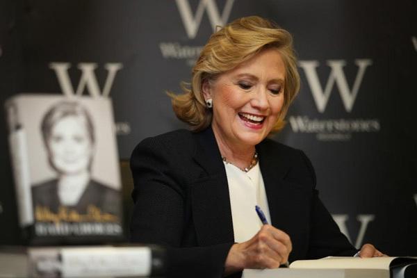 Hard Choices, Hillary Clinton, Biển Đông, ARF, Mỹ, TQ