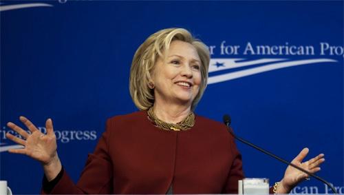 Hillary Clinton, tranh cử, tổng thống, Mỹ, Obama