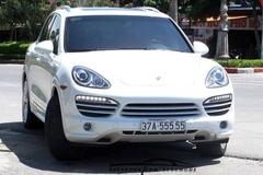 """Cận cảnh những siêu xe biển số """"độc"""" tại Nghệ An"""
