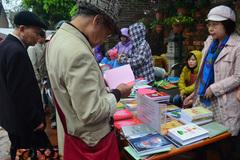 Hội sách lớn nhất ở Hà Nội trong tháng 4