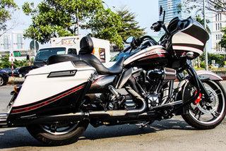 Cận cảnh bản độ tiền tỷ Harley Davidson tại Sài Gòn