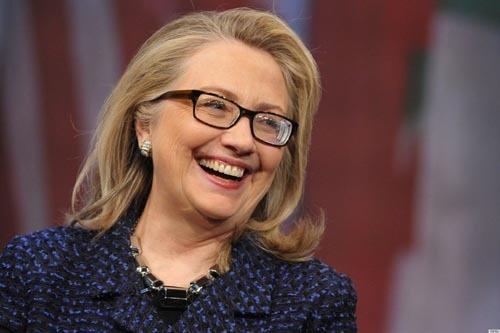 Sức hút 'khủng khiếp' của Hillary Clinton trên mạng xã hội
