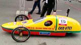 Xe tự chế chạy gần 1.000 km với một lít xăng ở Việt Nam