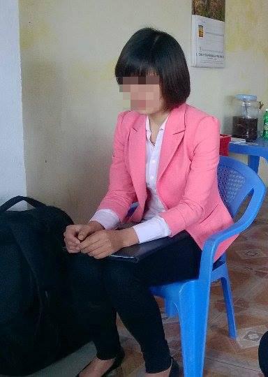 Cô gái Hải Dương tố tình cũ đưa ảnh sex lên Facebook