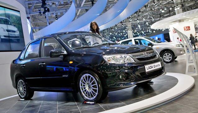 Volga, Lada trở lại: Ai còn dám chơi ôtô Nga?