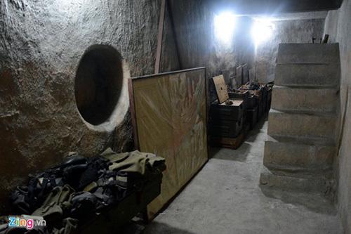 Hầm vũ khí cho các trận đánh của Biệt động Sài Gòn