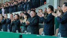 Đệ nhất phu nhân Triều Tiên bất ngờ tái xuất