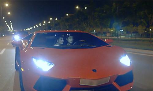 Sieu Bo Lamborghini Tuấn Hưng Sử Dụng Gia Bao Nhieu