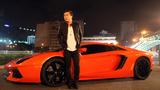 'Siêu bò' Lamborghini Tuấn Hưng sử dụng, giá bao nhiêu?